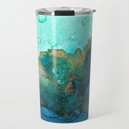 Sky and Ocean Travel Mug