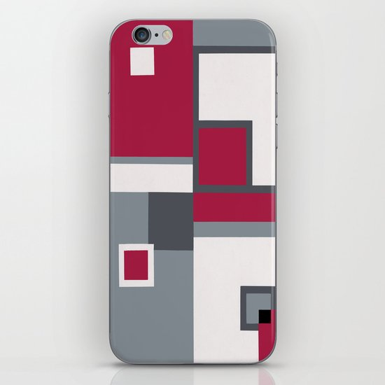 Push iPhone & iPod Skin