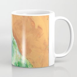 Green stalker #2 Coffee Mug