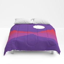 Amethyst Ravine Comforters