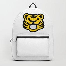Tiger Face Emoji Backpack
