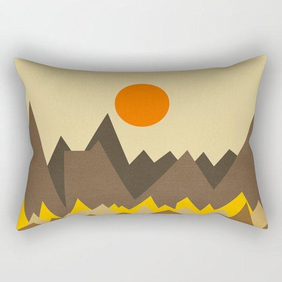 Textures/Abstract 107 Rectangular Pillow