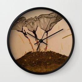 Human Being Origin Wall Clock