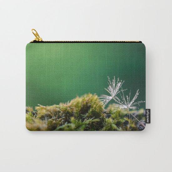 Dandelion Moist Carry-All Pouch