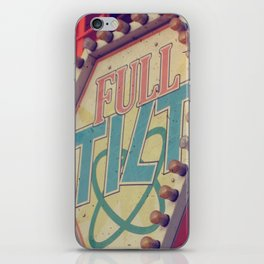 Full Tilt carnival ttv photo iPhone Skin