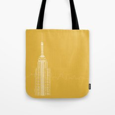 NYC by Friztin Tote Bag