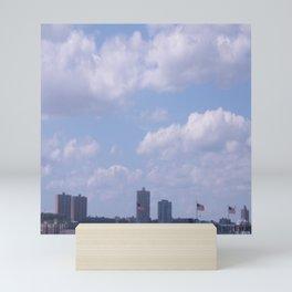 New York Cityscape Mini Art Print