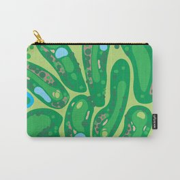 golf course par golf course green Carry-All Pouch