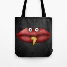 Thunderlips Tote Bag