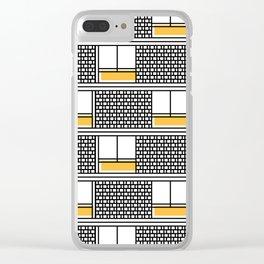 Hotel Montserrat -Detail- Clear iPhone Case