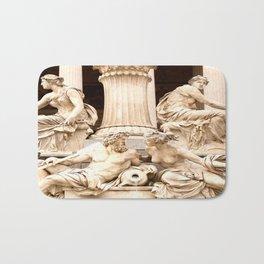 Beautiful Sculptures #decor #society6 Bath Mat