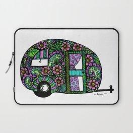 Happy Camper in Color Laptop Sleeve