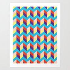 Zevo Art Print