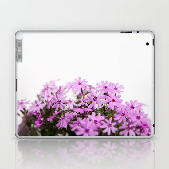 phlox {pink} Laptop & iPad Skin