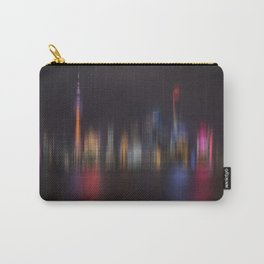 Shanghai Skyline III Carry-All Pouch