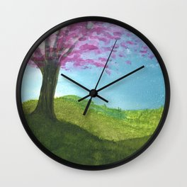 After Thought Wall Clock