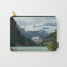 Peaceful Lake Louise Carry-All Pouch