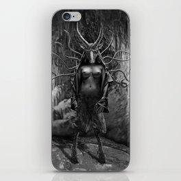 Shub-Niggurath The Black Goat of the Woods iPhone Skin