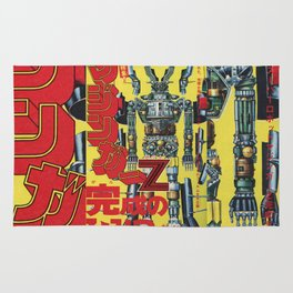 Manga 01 Rug