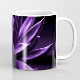 Succulent Plant In Purple Color #decor #society6 #buyart Coffee Mug