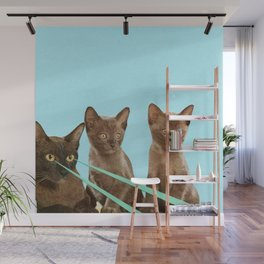 Motherly Love Wall Mural