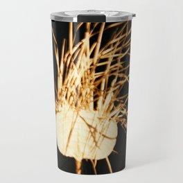 abstract figure Travel Mug