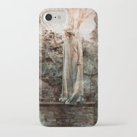 bible verses iPhone & iPod Cases featuring The Dying Verses 3 by Helheimen Design