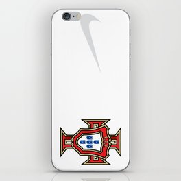 Jersey Portugal Uefa Euro 2016 iPhone Skin