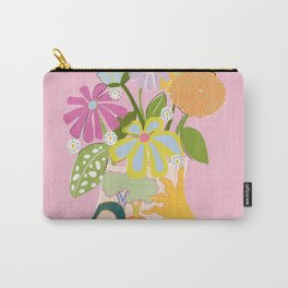 Colourful Garden Carry-All Pouch