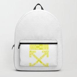 Off-White Firetape Arrows Backpack