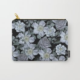 Roses at Night Carry-All Pouch