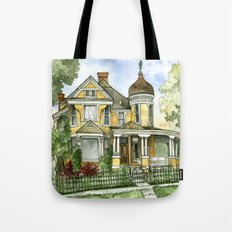Victorian in The Avenues Tote Bag