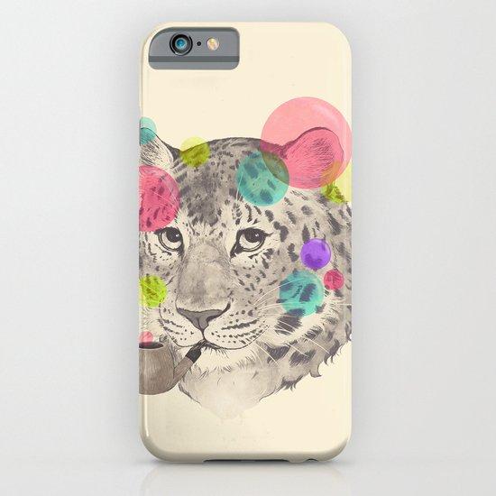 leopard changes his spots iPhone & iPod Case