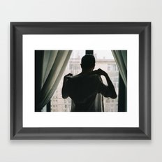 Our Palace Framed Art Print