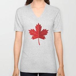 Oh Canada Unisex V-Neck