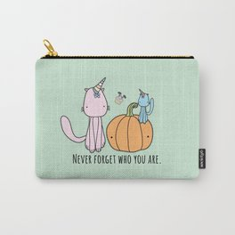 Happy Halloween Ghost Carry-All Pouch