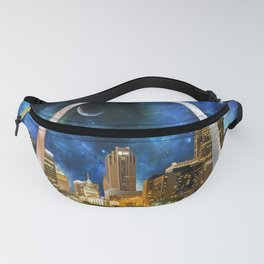 Spacey St. Louis Skyline Fanny Pack