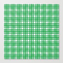 kariran (green) Canvas Print