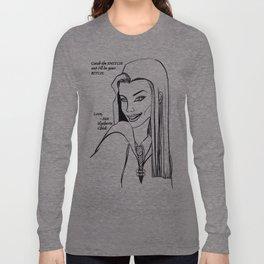 Snitch Bitch. Long Sleeve T-shirt