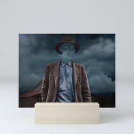Mr. Nobody Mini Art Print