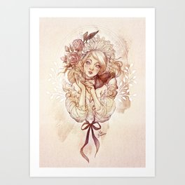Zurzidos Art Print