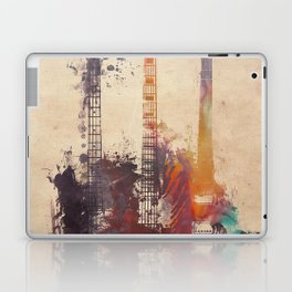 guitars 3 Laptop & iPad Skin