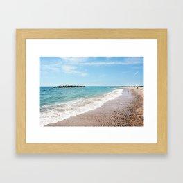 AFE Kew-Balmy Beach2 Framed Art Print