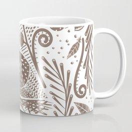 California Quail (Cocoa) Coffee Mug