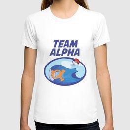 Team Alpha Sapphire T-shirt