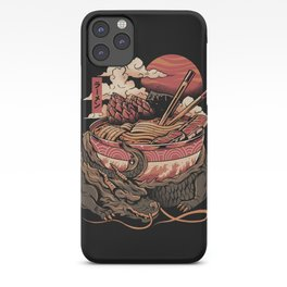 Dragon's Ramen iPhone Case