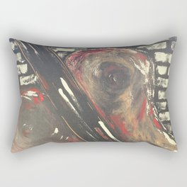 Fretless Rectangular Pillow