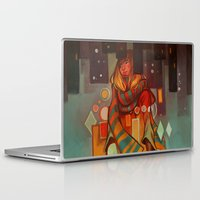 loish Laptop & iPad Skins featuring Frozen Lemons by loish