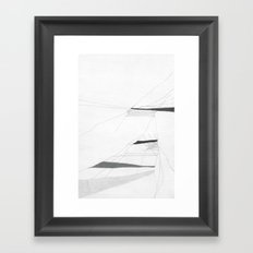 Faults Not in our Stars Drawing Framed Art Print