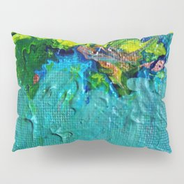 Getting Ready to Venture Around the River Bend by annmariescreations Pillow Sham